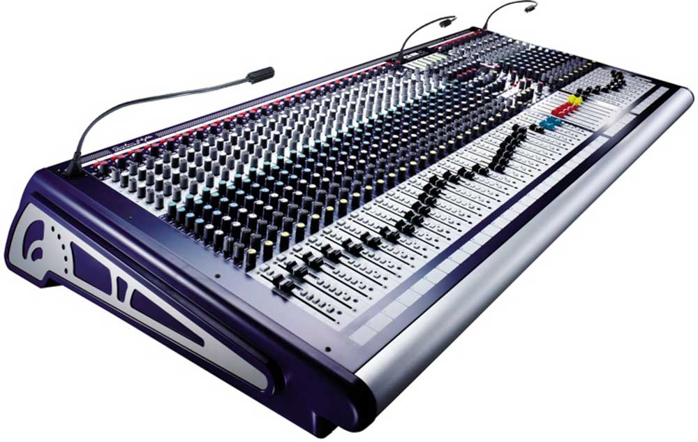 Soundcraft GB4-32