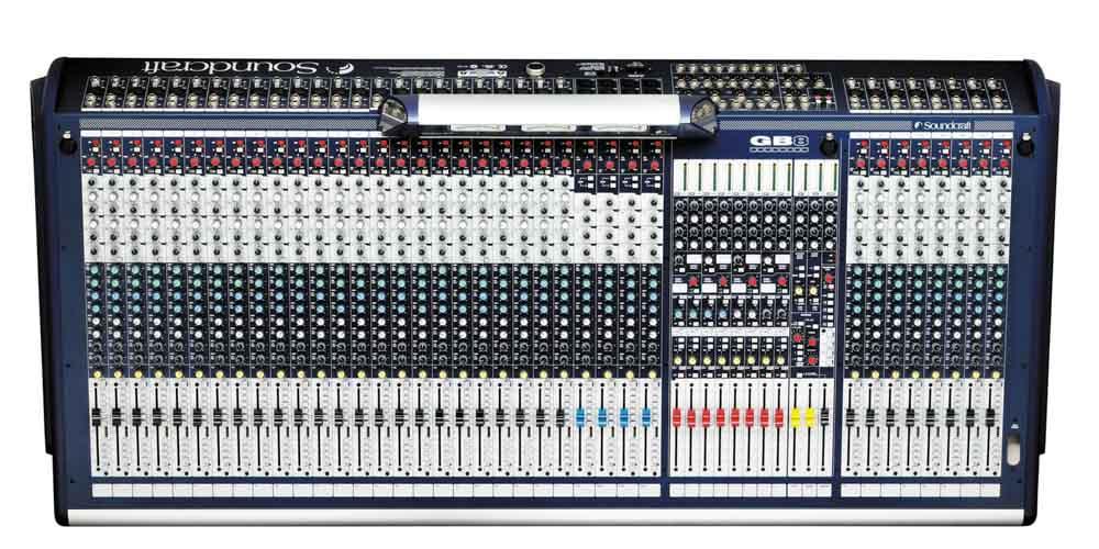 Soundcraft GB8-24