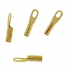 Gold Plated Cartridge Terminal Pins (set of 4)