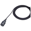 ECM-166BMP unidirectional microphone