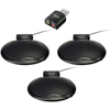 CBL410 Conference Set Black