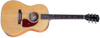 Gibson LG-2 AMERICAN EAGLE W/CASE ANTIQUE NATURAL 2017
