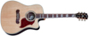 SONGWRITER STUDIO CUTAWAY W/CASE ANTIQUE NATURAL 2016/2017