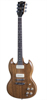 Gibson Electrics SG NAKED 2016 LIMITED RUN WALNUT VINTAGE