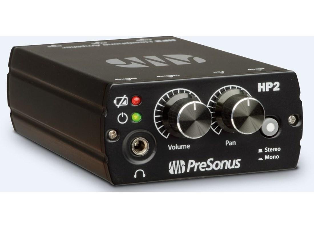 Presonus HP2 Stereo 2 Ch Headphone Amp