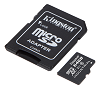 Kingston MicroSDXC 64GB + Adapter