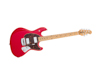 Music Man Stingray Guitar Chili Red