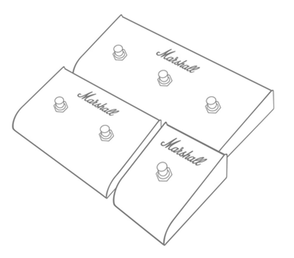 Marshall PEDL91006