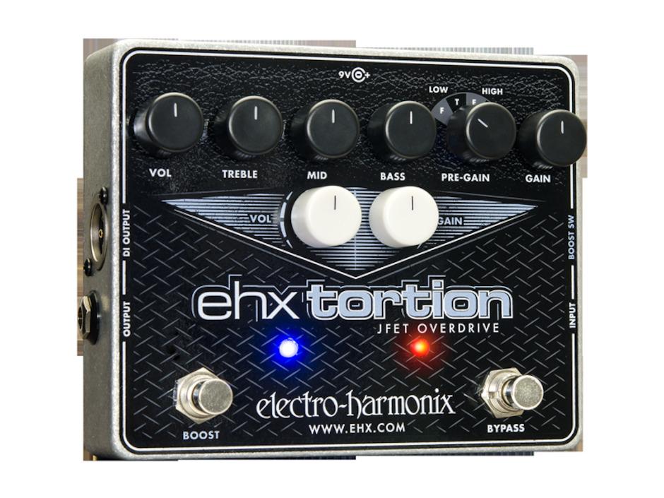 Electro-Harmonix EHX Tortion Overdrive