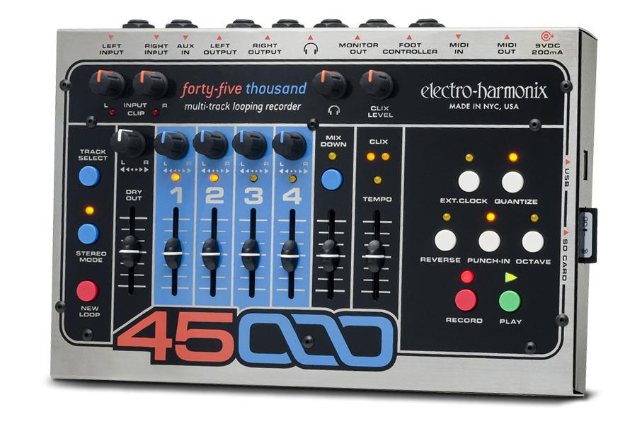 Electro-Harmonix 45000 Stereo Looper