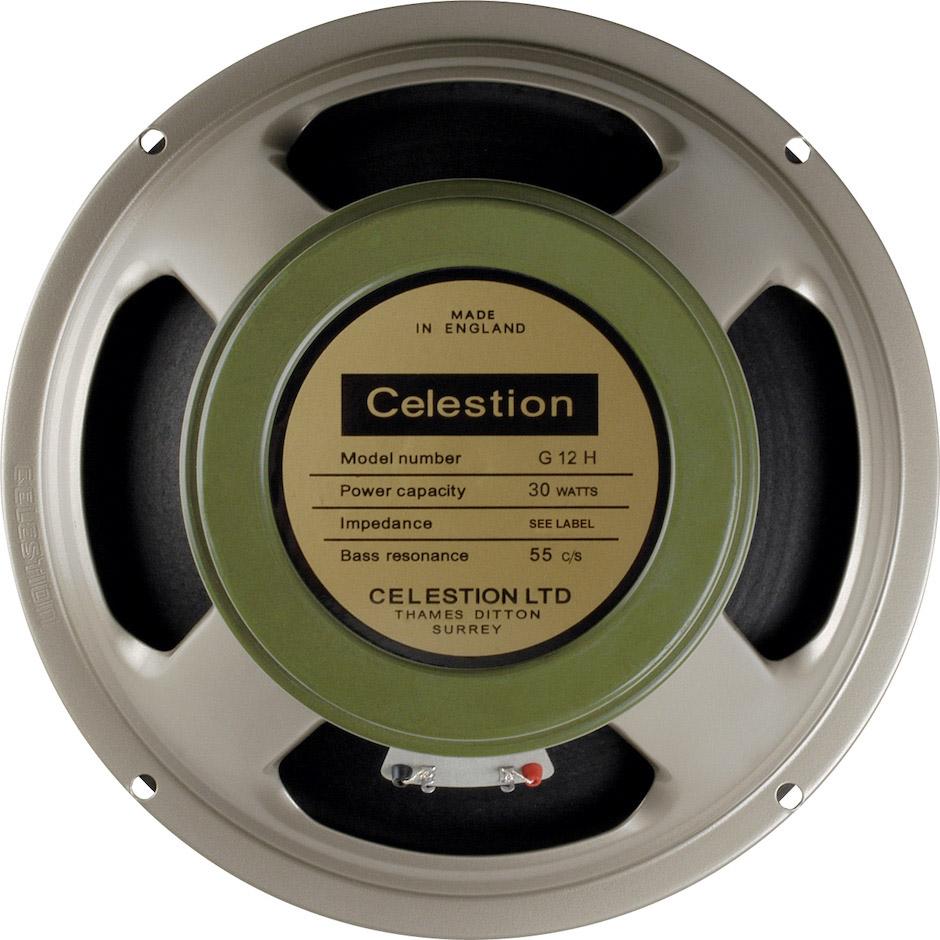 Celestion G12H 15R 55 Hz