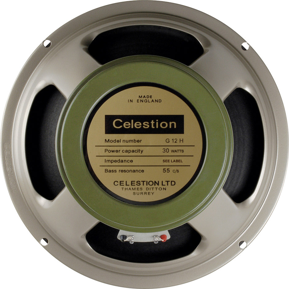 Celestion G12H 15R 75 Hz