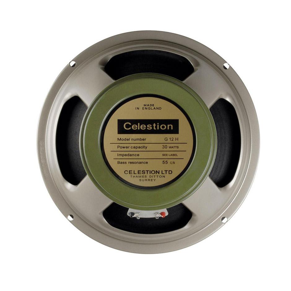Celestion G12H 8R 75 Hz