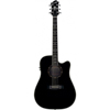 Hagström Siljan II Dreadnought-CE Black