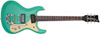 Danelectro 64 Guitar 3 Dark Aqua