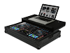 UDG Flight Case Pioneer DDJ-RR/SR Black Plus (Laptop Shelf)