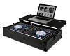 UDG Flight Case Pioneer XDJ-R1 Black Plus (Laptop Shelf)