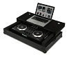 UDG Flight Case Pioneer Multi Format XXL Black Plus (Laptop Shelf)