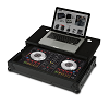 UDG Flight Case Pioneer DDJ-SB2/RB Black Plus (Laptop Shelf)