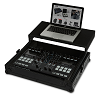 UDG Flight Case NI Traktor Kontrol S5/S4 Black Plus (Laptop Shelf)