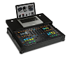 UDG Flight Case NI Traktor Kontrol S8 Black Plus (Laptop Shelf)