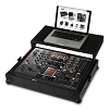 UDG Flight Case Pioneer DJM-2000/NXS Black Plus (Laptop Shelf)