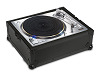 UDG Flight Case Multi Format Turntable Black Plus (Trolley + Wheels)