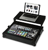 Flight Case NI Maschine Studio Black Plus (Laptop Shelf)