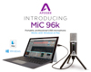 Apogee MiC96K for Mac and Windows