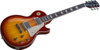 Gibson  LES PAUL TRADITIONAL PREMIUM FINISH 2016 HP HERITAGE CHERRY SUNBURST
