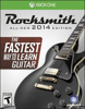 Ubisoft Rocksmith 2014 XBOX One w/cable