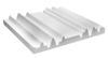 Universal Acoustics Mercury Diffuser EPS 600mm White 10pack