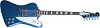Gibson Firebird HP 2017 Pelham Blue