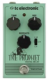 The Prophet Digital Delay Guitar Pedal