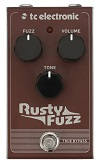TC Electronic Rusty Fuzz Guitar Pedal