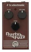 Rusty Fuzz Guitar Pedal