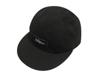 T4540 Black Five Panel Hat