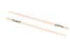 ZG6 Gauge 6 Hickory Drumsticks Wood Tip