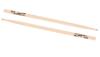 ZG8 Gauge 8 Hickory Drumsticks Wood Tip