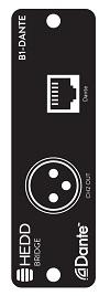 Hedd Bridge B2-AES67 INPUT CARD