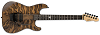 LTD GL-BURNT TIGER CARVED