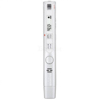 VP-10 White (4GB) inc. Rechargeable Ni-MH Battery and USB cable