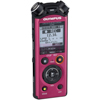 LS-P2 Crimson Red Linear PCM Recorder incl. Rechargeable Ni-MH battery