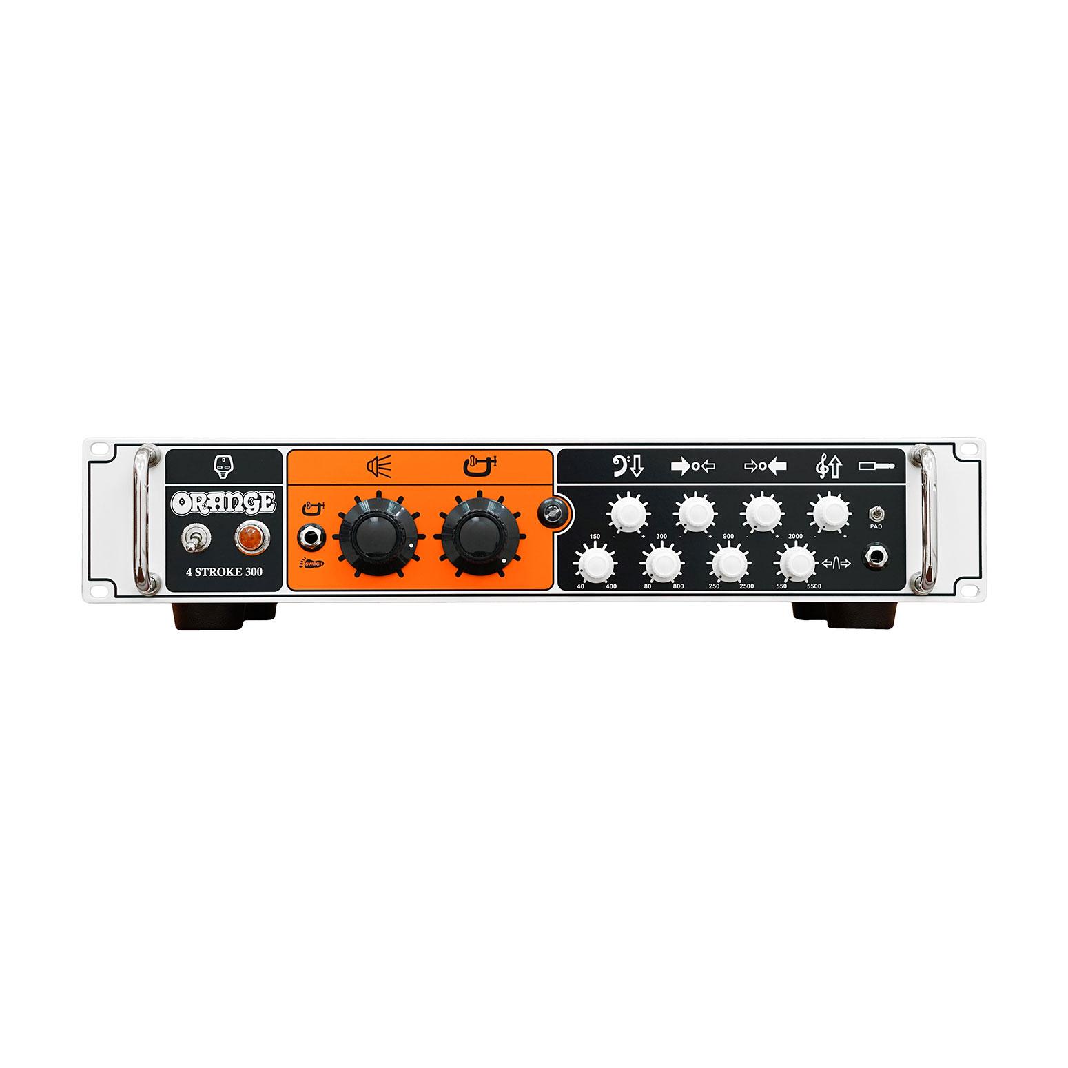 Orange 4-STROKE-300