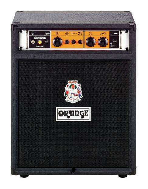 Orange OB1-300-COMBO BLACK