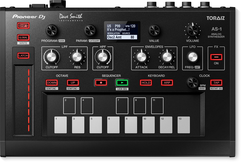 Pioneer DJ TORAIZ AS-1 [Free Bag Included]