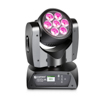 AURO BEAM 150 - 7 x 15 W RGBW LED Unlimited Moving Head