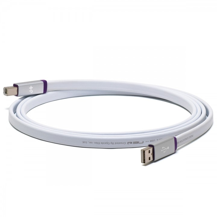 Oyaide Neo d+ USB 2.0 Class S 1.0m