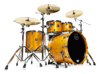 Mapex SV529XB-MNL 4-pc Shell Pack, Amber Maple Burl