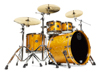 Mapex SV529XEB-MNL 4-pc Shell Pack, Amber Maple Burl